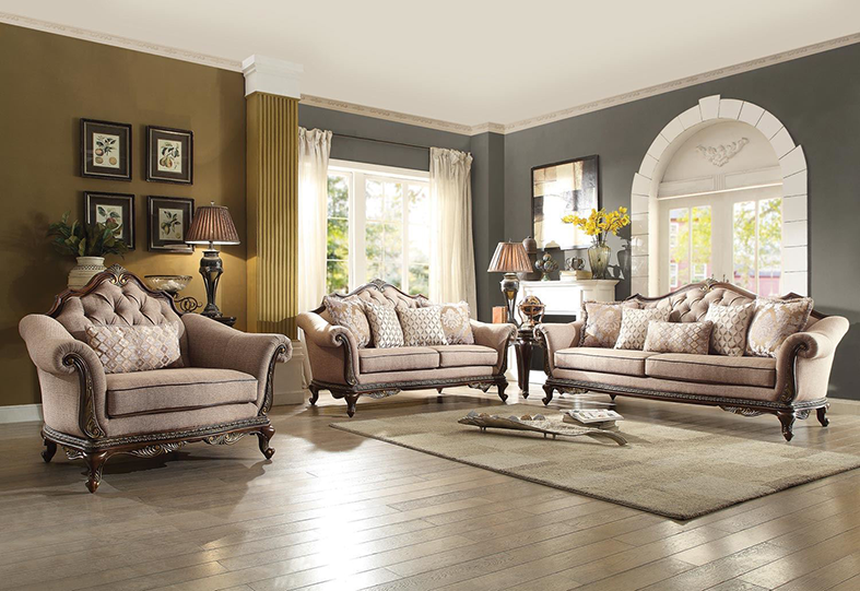 bonaventure sofa and loveseat