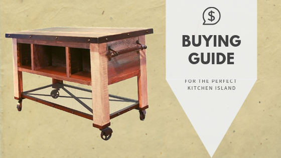 Buying Guide for the Perfect Kitchen Island