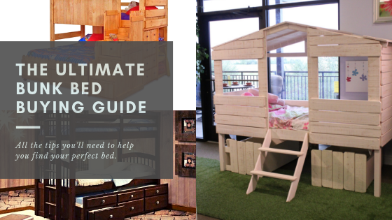 The Ultimate Bunk Bed Buying Guide