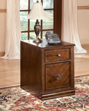 Picture of HAMLYN FILE CABINET - H527
