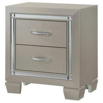 Picture of PLATINUM YOUTH NIGHTSTAND - LT111