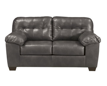 Picture of EMIRATES  GREY LOVESEAT - 20102