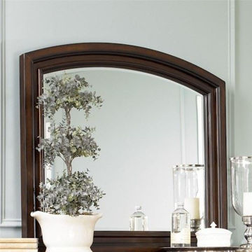 Picture of FRANKLIN MIRROR - CHERRY - 961