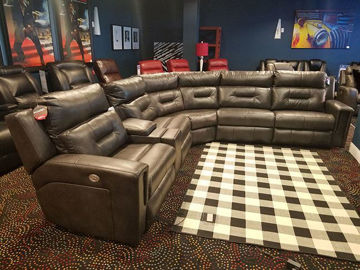 Picture of EXCEL POWER RECLINING SECTIONAL - 866