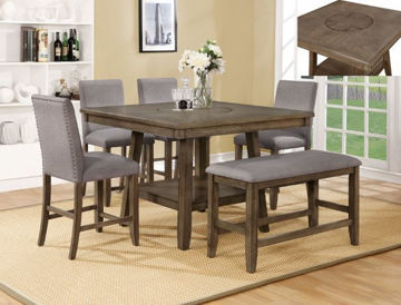 Picture of MANNING COUNTER HEIGHT DINING SET - 2731