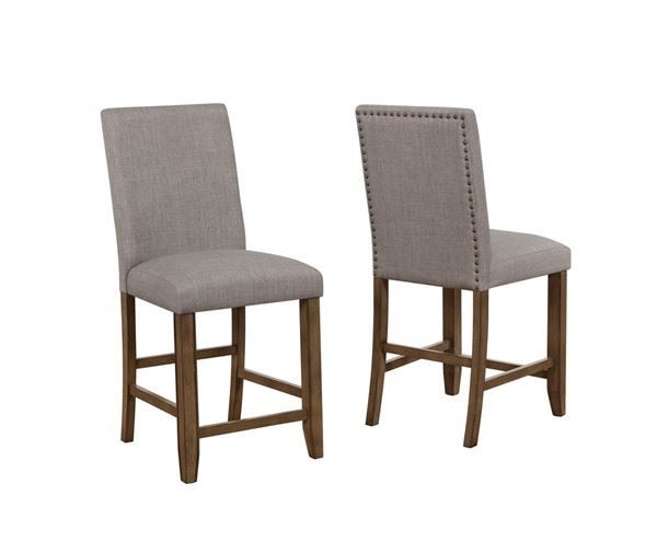 Manning Counter Height Dining Chair, 24 Inch Height Dining Chairs