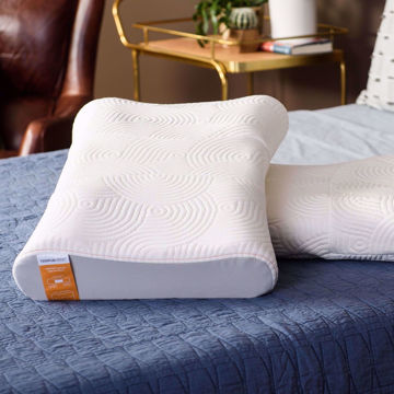 Picture of TEMPUR-PEDIC CONTOUR SIDE TO BACK PILLOW