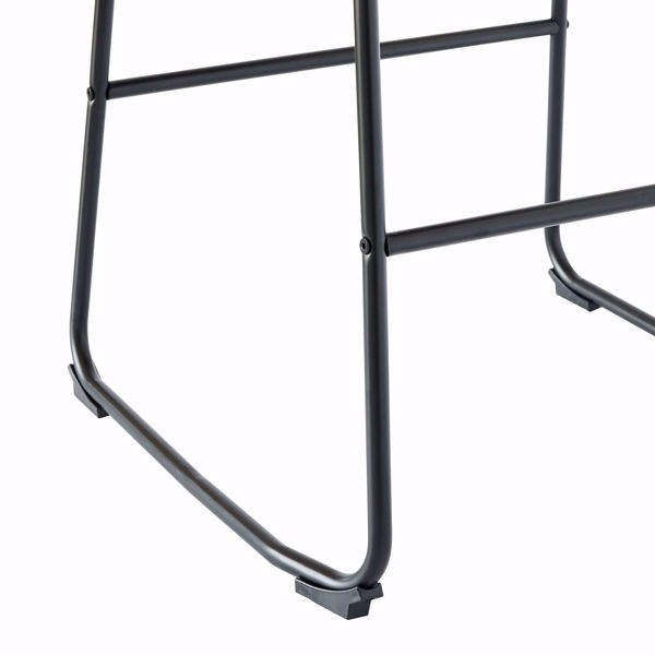 "Picture of WES 29"" BARSTOOL BROWN"