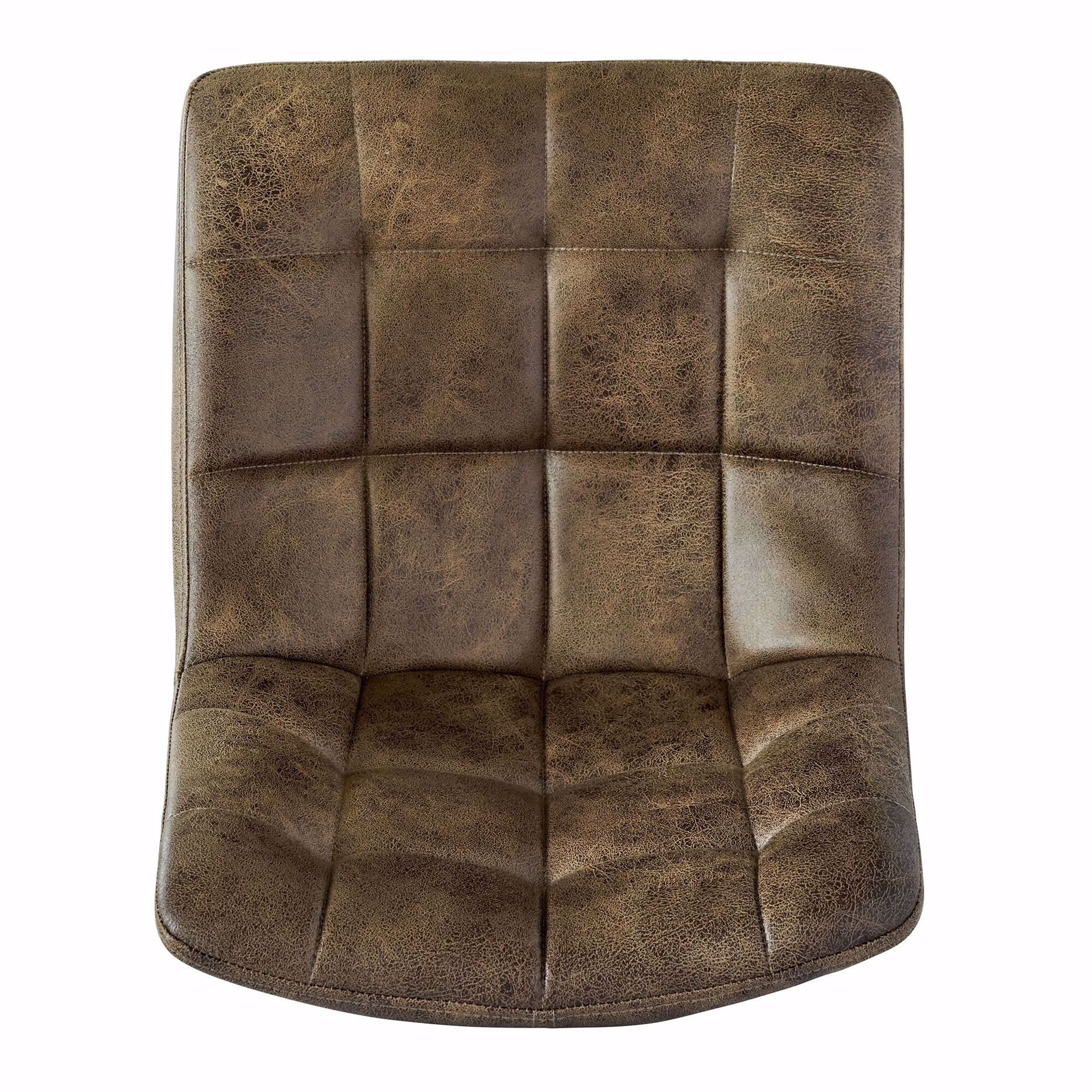 "Picture of SETH 30"" BARSTOOL BROWN"