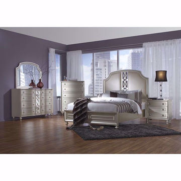 Picture of CHRISTIAN KING BEDROOM SET - DI481
