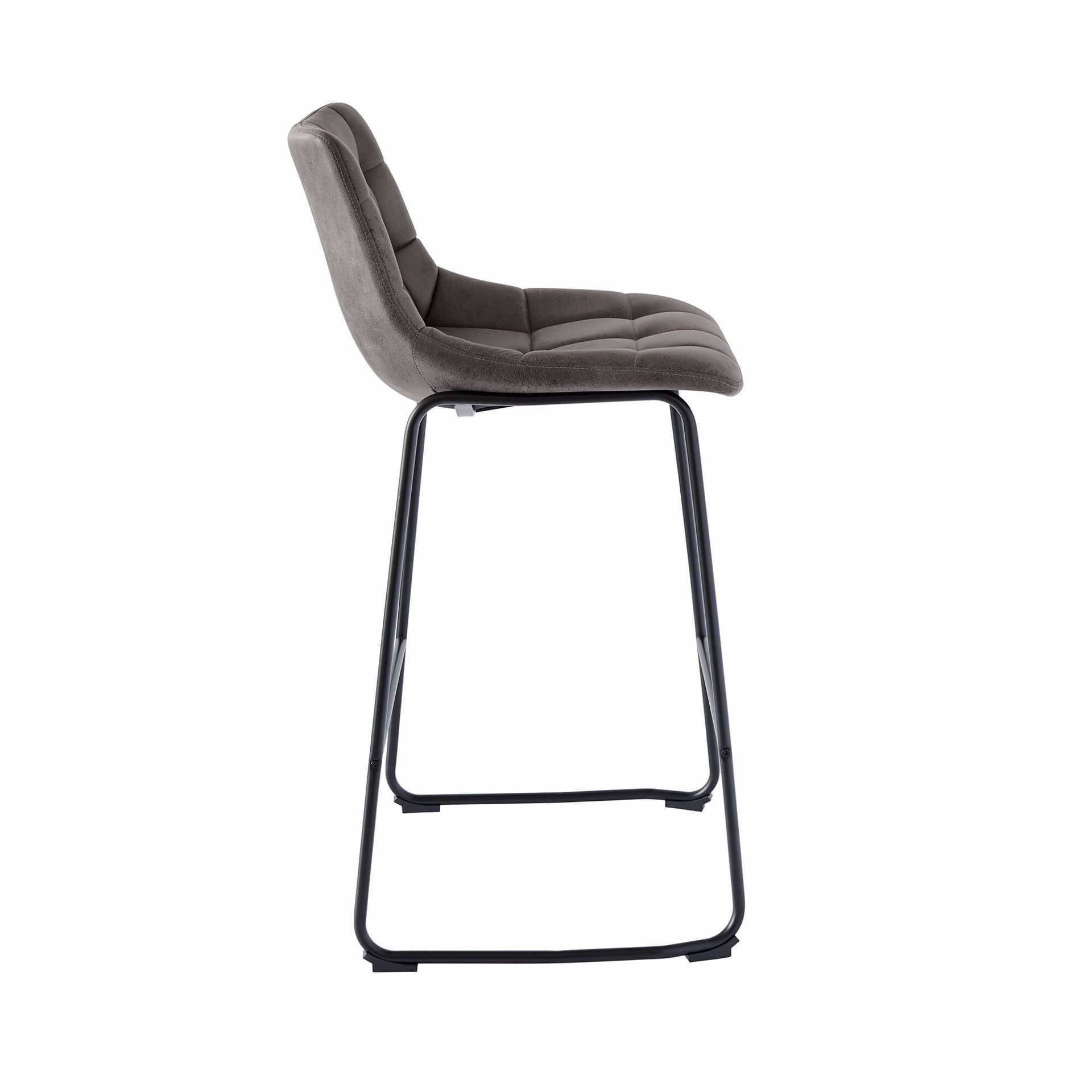 """Picture of SETH 30"""" BARSTOOL GREY"""