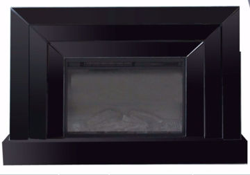 Picture of EMMA BLACK FIREPLACE