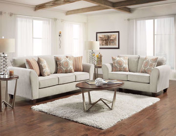 Picture of BENNINGTON TAUPE LIVING ROOM - 504