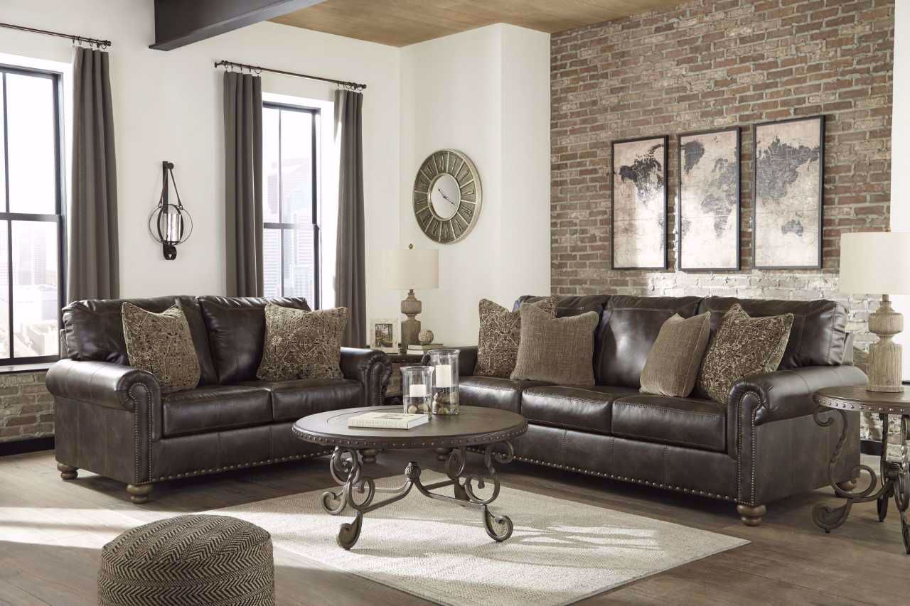 Westbury Coffee Living Room 8050, Leather Furniture For Living Room