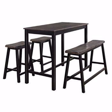 Picture of 4PC COUNTER HEIGHT SET