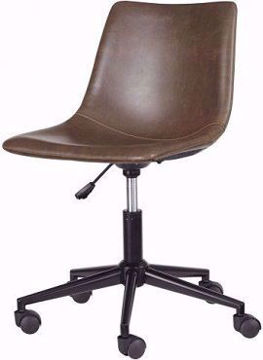 Picture of HOME OFFICE SWIVEL DESK CHAIR - H200
