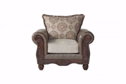 Picture of TROTTER TAWNY CHAIR