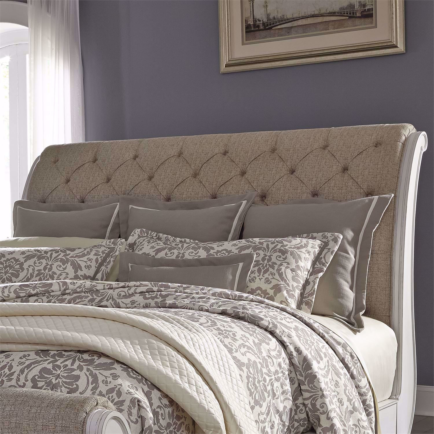 Picture of STURBRIDGE KING BED