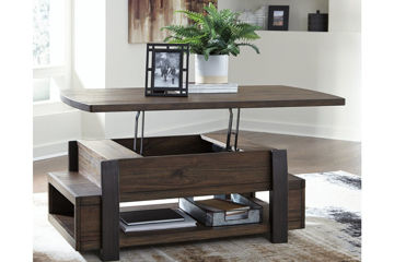 Picture of VENUS LIFT TOP TABLE - T758