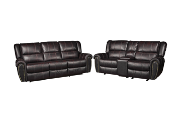 Picture of BEDFORD POWER RECLINING SET - 9289