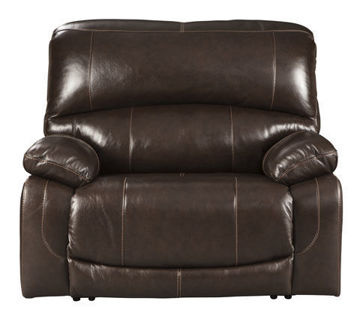 Picture of BIG CHIEF CHOCOLATE ZERO WALL POWER WIDE RECLINER - U524