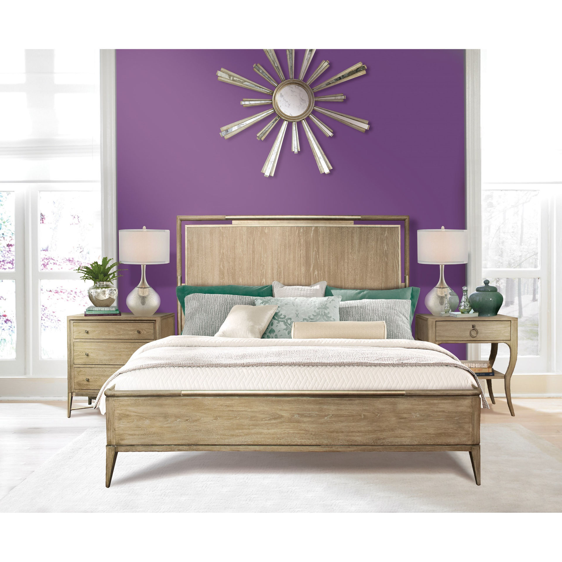 Picture of AFFINITY QUEEN BED