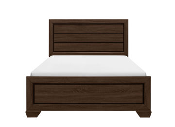 Picture of BIG SUR CHOCOLATE FULL BED - 5510