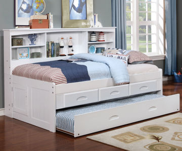 Picture of GLENDALE TWIN LOUNGER BED - 0222