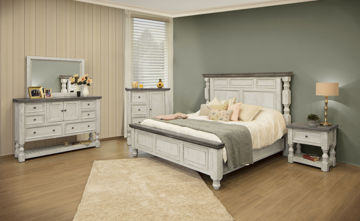 Picture of SANDCASTLE KING BEDROOM SET - 610