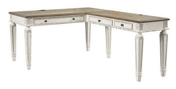 Picture of MAGNOLIA L SHAPE DESK - 743