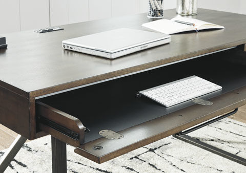 Picture of STARMORE L SHAPE DESK - 633