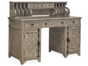 Picture of CARRINGTON COUNTER HEIGHT DESK - H4646