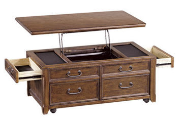 Picture of BAILEY LIFT COCKTAIL TABLE - T478