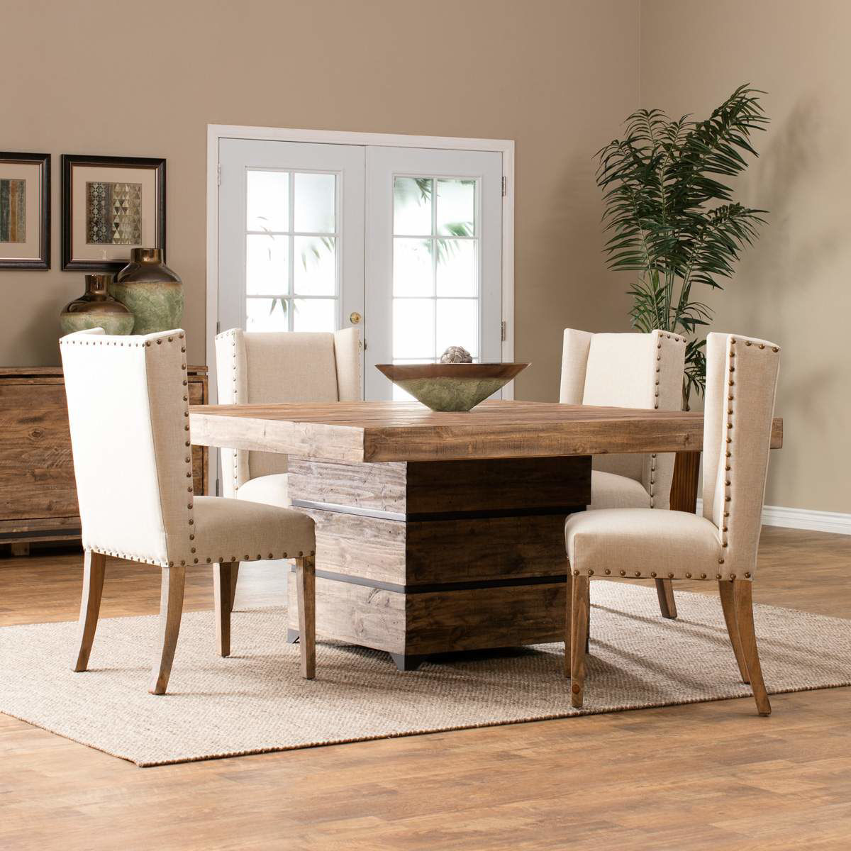 La Jolla 5 Pc Dining Set Nl700 Only 1 799 00 Houston Furniture Store Where Low Prices Live