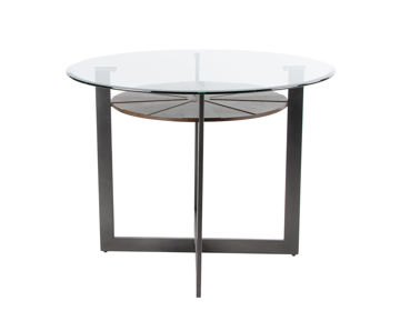 Picture of OLSON ROUND COUNTER HEIGHT DINING SET - OS480