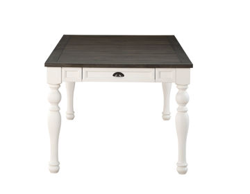 Picture of JOANNA TWO TONE DINING TABLE - JA500