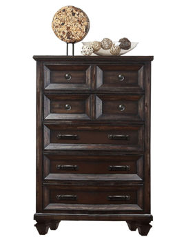 Picture of ROCHELLE CHEST-WALNUT