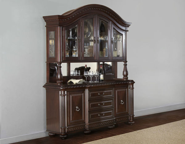 Picture of ANTOINETTE CHINA CABINET - AY200