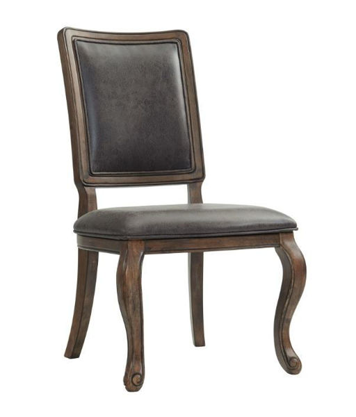 Picture of GRAMMERCY RECTANGLE SIDE CHAIR - C550