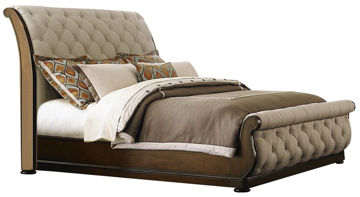 Picture of RHAPSODY QUEEN BED - 545