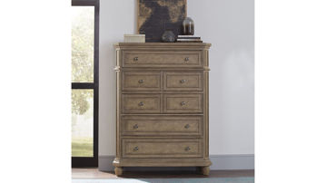 Picture of TRISHA 5 DRAWER CHEST - 725