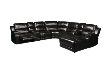 Picture of SANTA FE JAVA RECLINING SECTIONAL - 2212