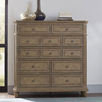 Picture of TRISHA 8 DRAWER CHEST - 725
