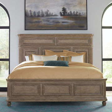 Picture of TRISHA KING BED - 725