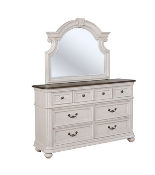 Picture of MAGNOLIA KING BEDROOM SET - 162