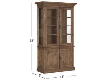 Picture of WILLOUGHBY CHINA CABINET - D4209