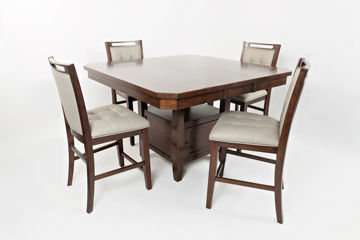 Picture of ROXBURY 7PC COUNTER HEIGHT DINING SET - 1672