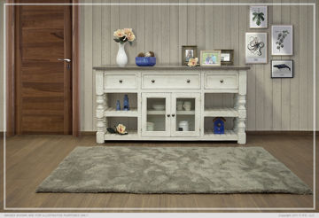 """Picture of 60"""" TV STAND W/3 DRAWERS - 469"""