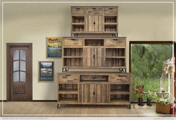"""Picture of MAYA 60"""" TV STAND - 786"""