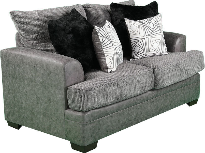 Akan Graphite Loveseat 3650 Only 949 00 Houston Furniture Store Where Low Prices Live